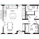 Ikon-Lodge-50x20-2DB-Floor-Plan