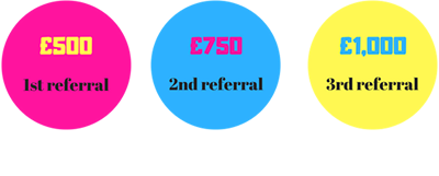 Holiday Home Owners Referral Banner