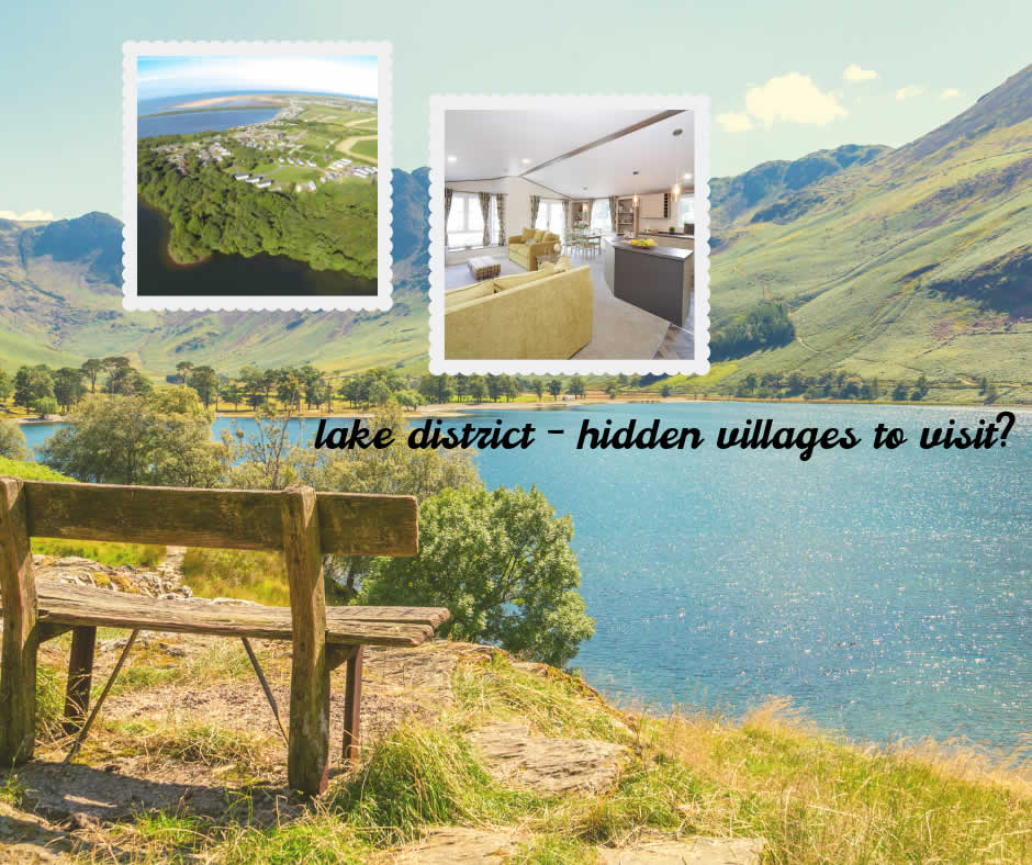 Lake District Hidden Villages to Visit Blog Banner