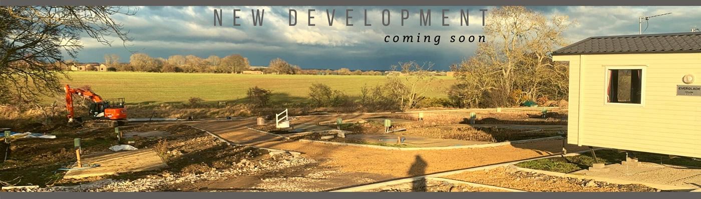 Bockenfield Country Park - New Development Banner