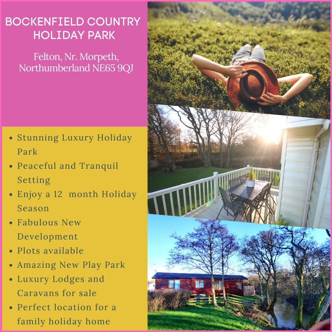 Bockenfield Holiday Park Ad Banner