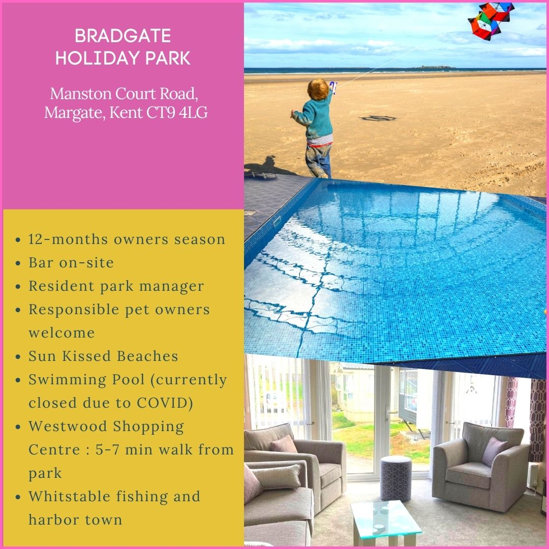 Bradgate Holiday Park Ad Banner