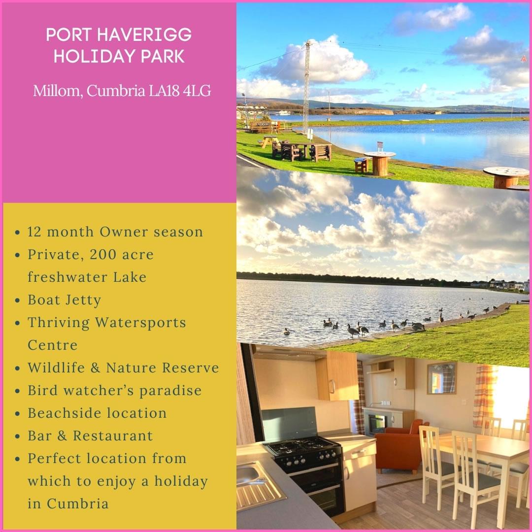 Port Haverigg Holiday Park Ad Banner