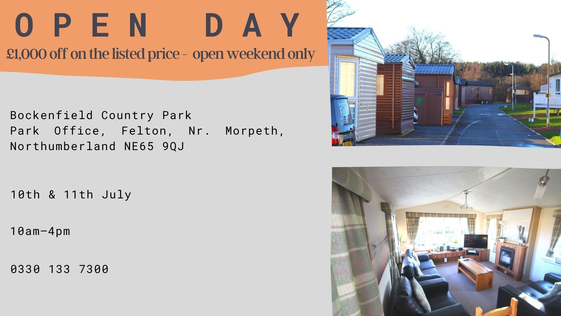Bockenfield Open Day
