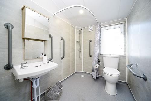 Atlas Debonair Access Bathroom Image - Small
