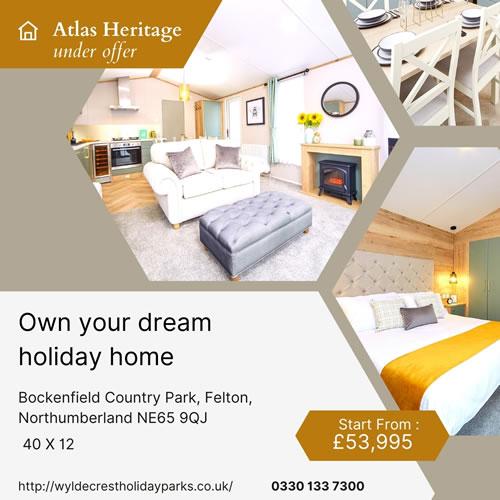 Park - Atlas heritage Bockenfield £53995