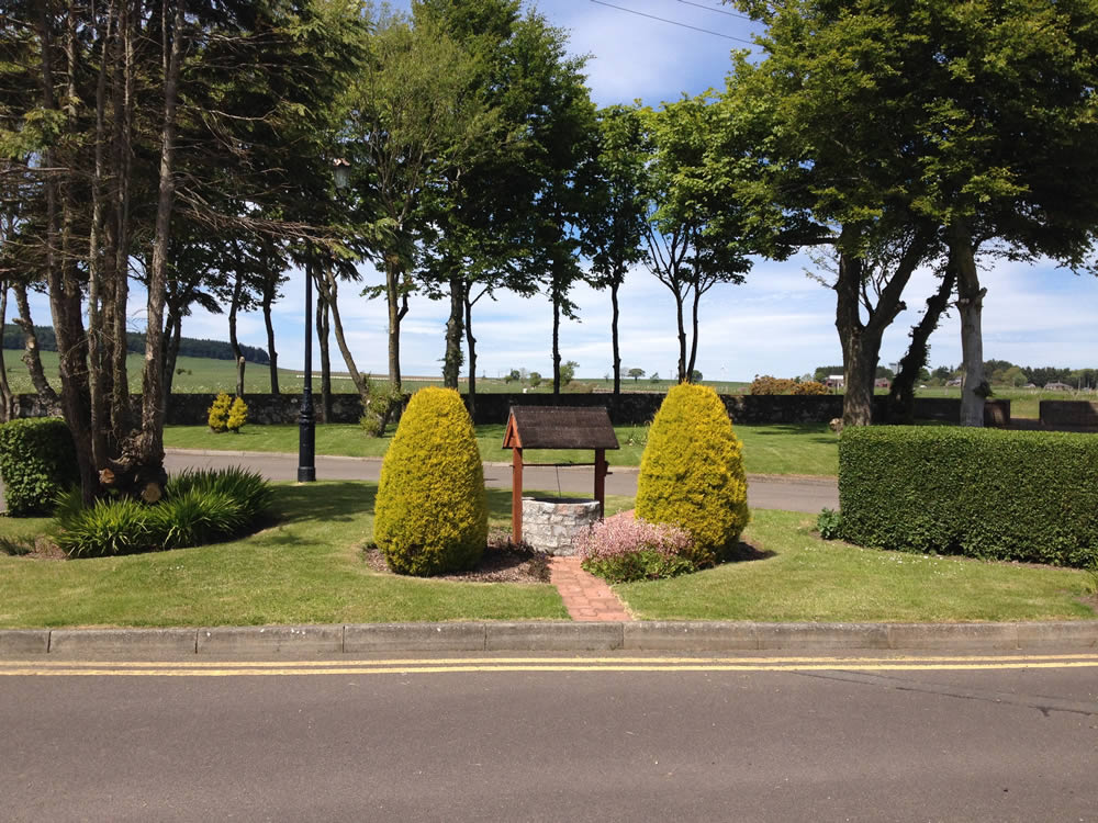 St Cyrus Park Water Well View